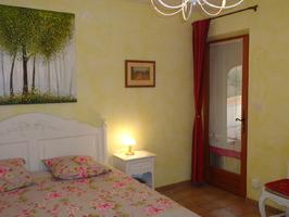 les santolines en provence nos chambres. Black Bedroom Furniture Sets. Home Design Ideas